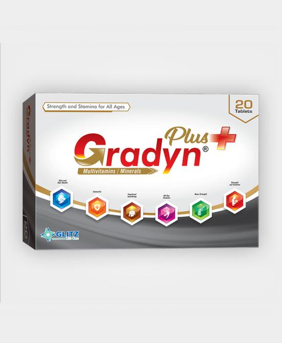 Gradyn-Plus - Gradyn Plus - Glitz Life Care